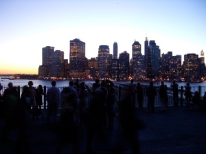 Brooklyn Heights Promenade View
