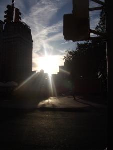 7:30am, NYC