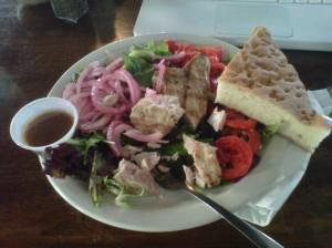 Tuna Niciose for lunch