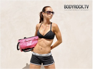 zuzana at bodyrock tv